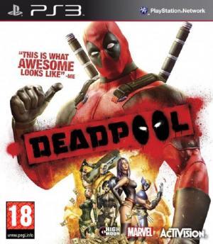 Echanger le jeu Deadpool - X-Men sur PS3
