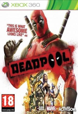 Echanger le jeu Deadpool - X-Men sur Xbox 360
