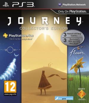 Echanger le jeu Journey : Edition Collector sur PS3