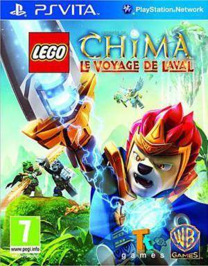Echanger le jeu Lego Chima : Le Voyage de Laval sur PS Vita