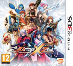 Echanger le jeu Project X Zone sur 3DS