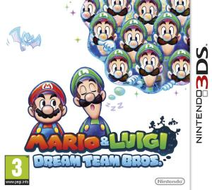 Echanger le jeu Mario & Luigi Dream Team Bros. sur 3DS