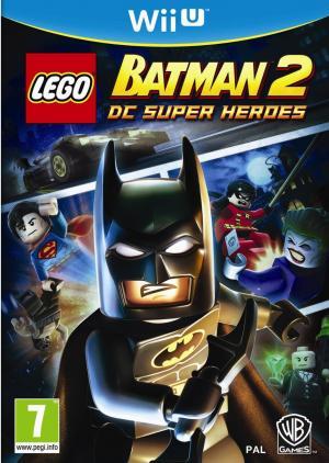 Echanger le jeu LEGO Batman 2 : DC Super Heroes sur Wii U