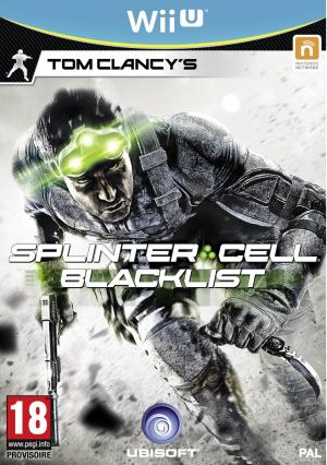 Echanger le jeu Splinter Cell Blacklist sur Wii U