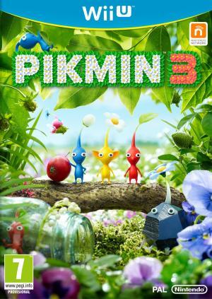 Echanger le jeu Pikmin 3 sur Wii U