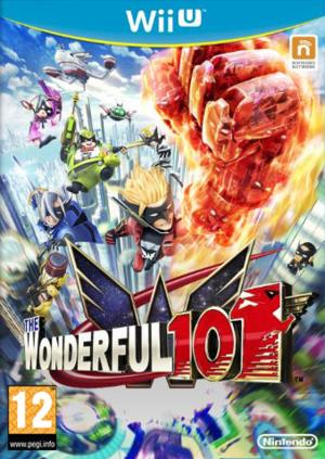 Echanger le jeu The Wonderful 101 sur Wii U