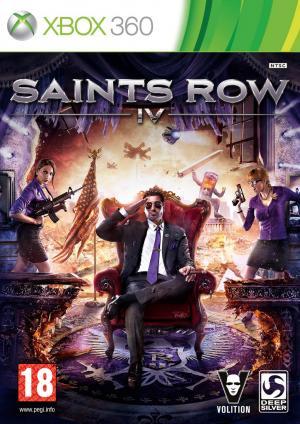 Echanger le jeu Saints Row 4 sur Xbox 360