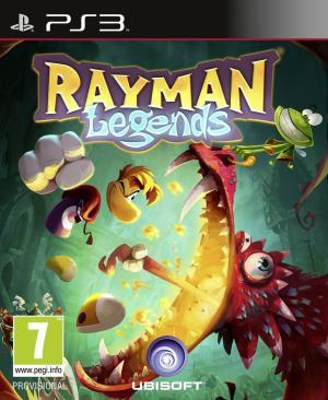 Echanger le jeu Rayman Legends sur PS3