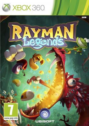 Echanger le jeu Rayman Legends sur Xbox 360