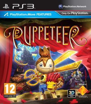 Echanger le jeu Puppeteer sur PS3