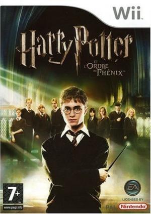 Echanger le jeu Harry Potter et l'ordre du phénix sur Wii