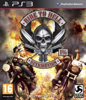 Echanger le jeu Ride to Hell : Retribution sur PS3