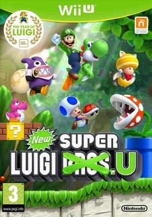 Echanger le jeu New Super Luigi U sur Wii U