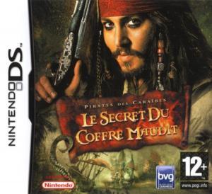 Echanger le jeu Pirates des Caraïbes : Le Secret du Coffre Maudit sur Ds