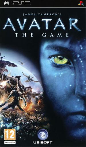 Echanger le jeu James Cameron's Avatar : The Game sur PSP