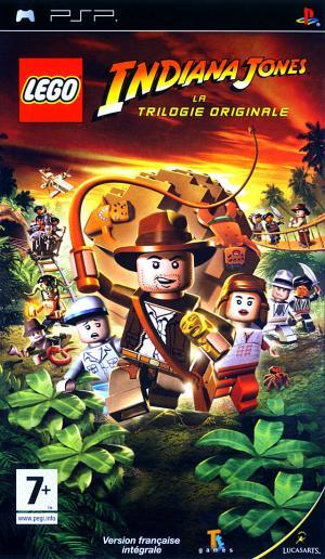 Echanger le jeu LEGO Indiana Jones : La Trilogie Originale sur PSP