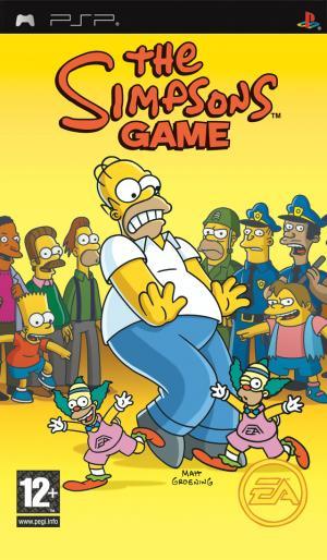 Echanger le jeu Les Simpson : Le Jeu sur PSP