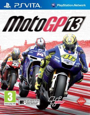 Echanger le jeu MotoGP 13 sur PS Vita