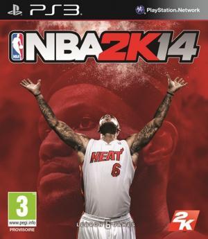 Echanger le jeu NBA 2K14 sur PS3