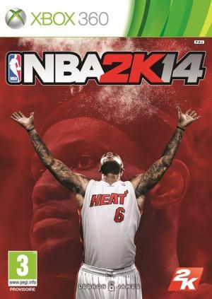 Echanger le jeu NBA 2K14 sur Xbox 360