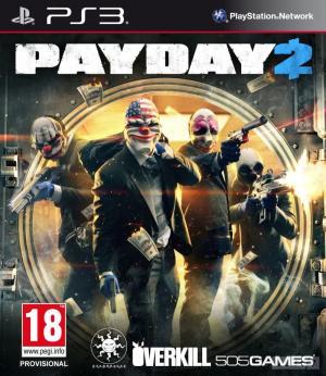 Echanger le jeu PayDay 2 sur PS3