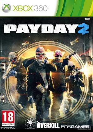 Echanger le jeu PayDay 2 sur Xbox 360