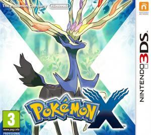 Echanger le jeu Pokemon X sur 3DS
