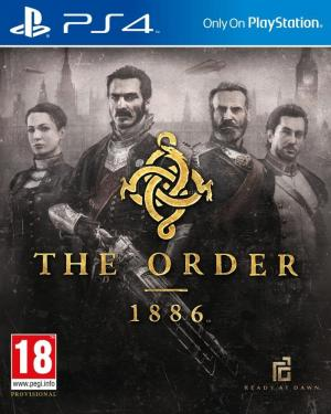 Echanger le jeu The Order : 1886 sur PS4