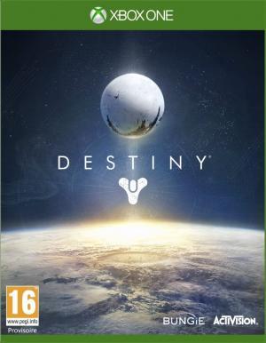Echanger le jeu Destiny sur Xbox One