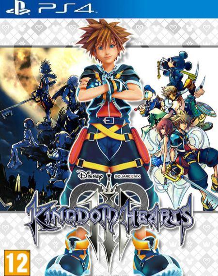Echanger le jeu Kingdom Hearts 3 sur PS4