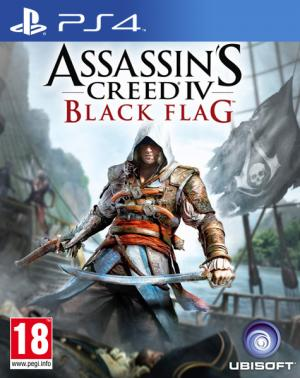 Echanger le jeu Assassin's Creed IV : Black Flag sur PS4