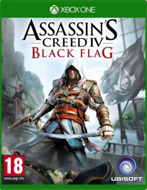 Echanger le jeu Assassin's Creed IV : Black Flag sur Xbox One
