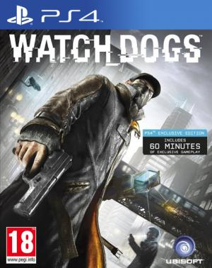 Echanger le jeu Watch Dogs sur PS4