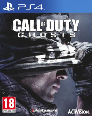 Echanger le jeu Call of Duty : Ghosts sur PS4