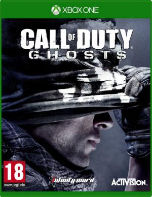 Echanger le jeu Call of Duty : Ghosts sur Xbox One