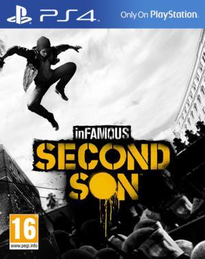 Echanger le jeu inFamous : Second Son  sur PS4