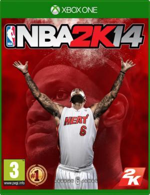 Echanger le jeu NBA 2K14 sur Xbox One