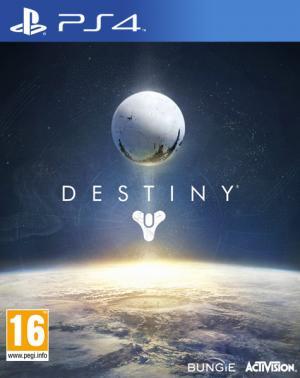 Echanger le jeu Destiny sur PS4