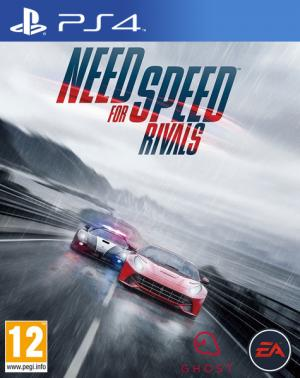 Echanger le jeu Need for Speed Rivals sur PS4