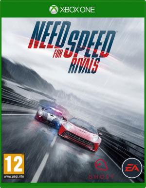 Echanger le jeu Need for Speed Rivals sur Xbox One