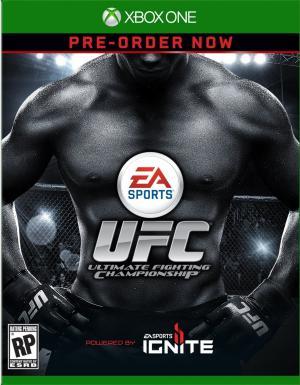 Echanger le jeu EA Sports UFC sur Xbox One