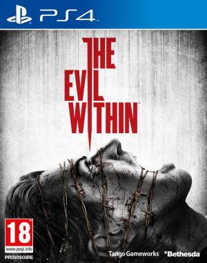 Echanger le jeu The Evil Within sur PS4