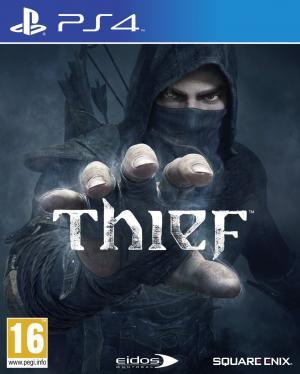 Echanger le jeu Thief sur PS4