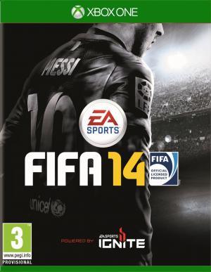 Echanger le jeu FIFA 14 sur Xbox One