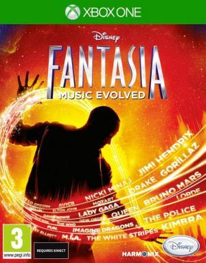Echanger le jeu Disney Fantasia : le pouvoir du son sur Xbox One