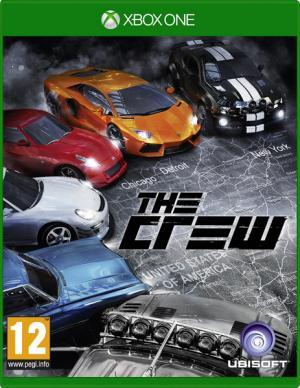 Echanger le jeu The Crew sur Xbox One