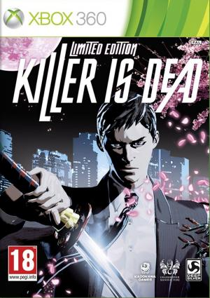 Echanger le jeu Killer is Dead sur Xbox 360