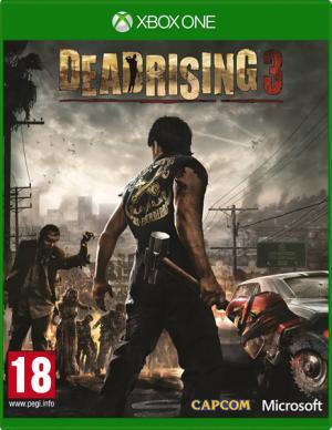 Echanger le jeu Dead Rising 3 sur Xbox One