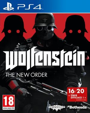 Echanger le jeu Wolfenstein : The new Order sur PS4