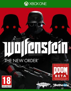 Echanger le jeu Wolfenstein : The new Order sur Xbox One
